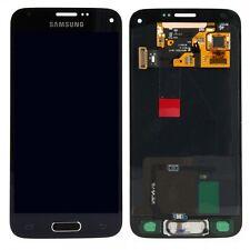Display LCD Komplettset Touchscreen Schwarz für Samsung Galaxy S5 Mini G800F Neu