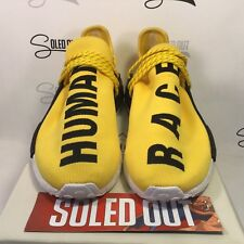 """ADIDAS PW HUMAN RACE NMD """"YELLOW"""" 2016 - ITEM NUMBER 1428-171"""