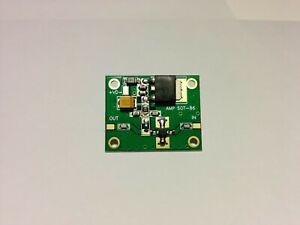 RF Wideband Amplifier (0.15-10GHz).