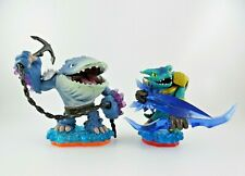 2 Pc. Skylanders Lot ~ Thumpback, Snap Shot ~ Water Category