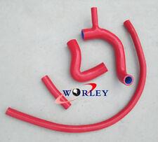 Silicone COOLANT hose For AUSTIN/ROVER MINI COOPER 1275 GT 1959-1989 RED