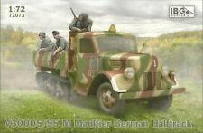 IBG Models 1/72 Ford V3000S/SSM Maultier Half Track