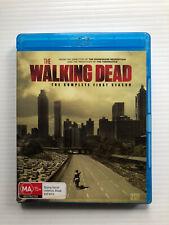 Walking Dead Season 1 Blu-ray