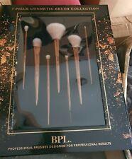 BNIB Limited Edition BPL Beauty Professional Cosmetic Make Up Brushe 7 Piece Set
