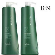JOICO BODY LUXE SHAMPOO & CONDITIONER DUO 2 X 1000ML + FREE PUMPS