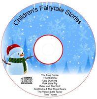 Children Stories  Audi CD - Classic Children's Story Kids books Audio CD Xmas
