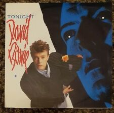 "DAVID BOWIE - Tonight ~7"" Vinyl Single"