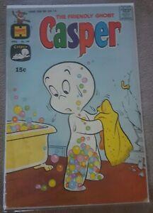 FRIENDLY GHOST CASPER #140, 217, (HARVEY COMICS 1970)