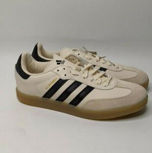 Adidas VeloSamba The Velosamba White SPD Cycling Shoe Sz 9 New Authentic H04706