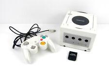 Nintendo Gamecube Konsole Weiß Pearl White mit Zubehörpaket | DOL-101