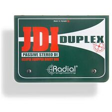 Radial Engineering JDI Duplex Stereo Direct Box