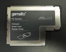 PC Express Compact Smart Card Reader Writer Gemalto Lenovo 41N3045 41N3047