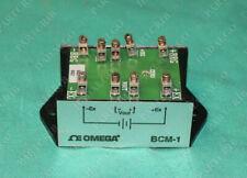 Omega, BCM-1,  Completion Module