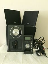 TEAC MC-DX32i AM-FM/CD PLAYER/iPOD DOCK HI-FI STEREO MICRO SYSTEM In GREAT COND!