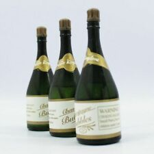 Mini Champagne Bubbles Empty Bottles Wedding Reception And New Year Party Favors