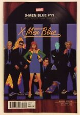 X-MEN BLUE #11 Comic Book 1:5 Retailer Variant Daniel Acuna Never Read Marvel NM