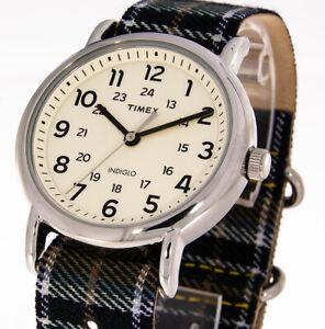 Timex Herrenuhr Weekender TW2R51400