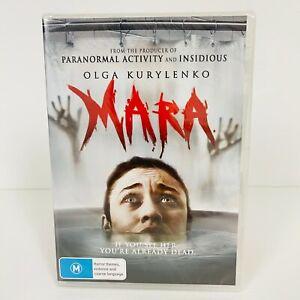 Mara (DVD, 2018) Olga Kurylenko New & Sealed Region 4 Free Postage