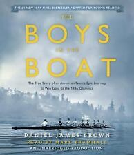 The Boys in the Boat (Young Readers Adaptation): The True Story...NEW, FREE SHIP