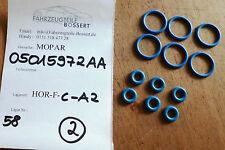 CHRYSLER CONCORDE LHS 3.5 V6 DODGE Dichtungen Einspritzventile PLYMOUTH PROWLER