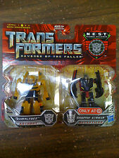 Transformers Rotf Bumblebee & Shadow Striker Target Ex Legends New Free Ship