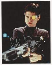 Nicole de Boer - Star Trek DS9 signed photo
