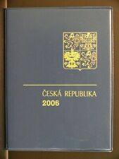 New ListingCzech Republic 2006 Limited Edition Complete Year Album Mnh with Numbered Proof