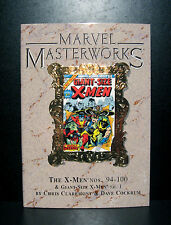COMICS: Marvel Masterworks: The X-Men #94-100 hardcover - RARE  (figure)