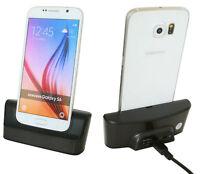 Samsung Galaxy S6 G920F Dockingstation Tischladegerät Tischstation für Büro