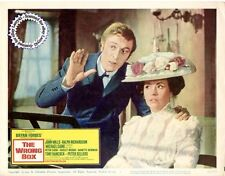 Young Michael Caine, pretty Nanette Newman Lobby Card THE WRONG BOX (1966)RomCom
