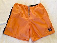 Nautica Men/'s $69.50 Palm Summer Beach Pic Frame Lined Board Shorts Choose Size
