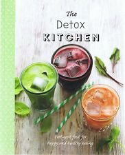 THE DETOX KITCHEN COOKBOOK Feel-Good Food For Happy Healthy Eating FREE EXPRESS