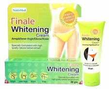 2x Finale skin care whitening cream products F dark elbows armpits inner thighs