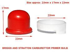 GENUINE BRIGGS AND STRATTON CARB / CARBURETTOR PRIMER BULB, PUMP 694394 SPRINT