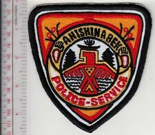 American Indian Tribe Police Texas The Delaware Anishinabek Algonquian Nation PD