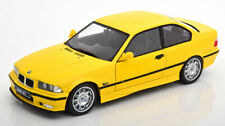 1:18 Solido BMW M3 E36 1996 yellow