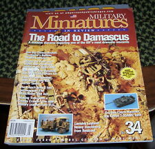 Military Miniatures In Review #34 MMIR OOP IDF ROAD TO DAMASCUS LVTP5A1 VAB