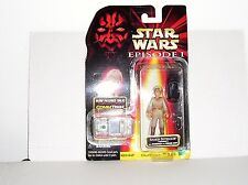 1998 Hasbro Star Wars Episode 1 ANAKIN SKYWALKER Action Figure w/CommTech Chip