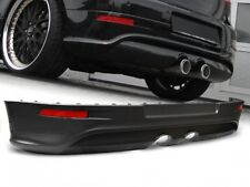 VOLKSWAGEN GOLF MK5 R32 REAR BUMPER R32 TYPE VALANCE SPOILER DIFFUSER ADD ON TOP