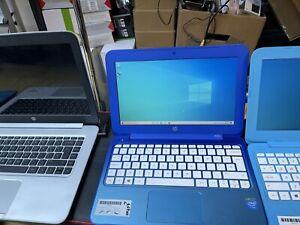 HP Stream 11-ak0507sa 11.6in (32GB eMMC, Intel Celeron N4000, 1.1GHz, 2GB...