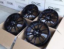 OZ Ultraleggera HLT gloss black schwarz glänzend 19 Zoll VW Golf 6 + 7 + GTI + R