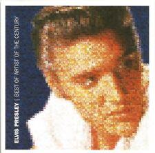 Elvis Presley - Best Of Artist Of The Century 2000 CD album