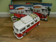 Lego - 10220 Volkswagen T1 Camper Van – Instructions – Advanced Models - Creator