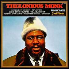 NEW: Thelonious Monk - Thelonius Monk Cassette Tape (Reissue of Self-Titled Albu