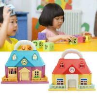 Puppenhaus Playmobil Geschenk Mädchen Puppen Spiel Spielzeugfiguren Mitne C J0C8