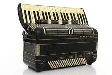 Accordion Hohner Morino IV M 120 Bass Double Cassotto LMMH Fisarmonica + Case