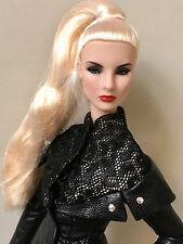 Fashion royalty Nu face 2.0 soeur bosses Giselle doll nude 12.5 Pouces