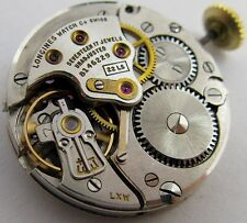 Longines 22 Ls 17 jewels Watch movement for part .