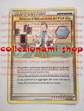 SISTEMA D'ALLENAMENTO DEL PROF. ELM - NON COMUNE 100/123 - HGSS - POKEMON - ITA