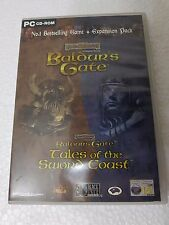 PC BALDUR'S GATE + TALES OF THE SWORD COAST - BLACK ISLE -